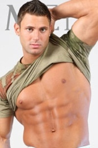 Manifest Men Naked Hung Muscle Bodybuilders Mike Buffalari photo1 - Manifest Men: The worlds hottest muscle guys