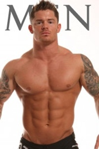 Manifest Men Naked Hung Muscle Bodybuilders Mitchell Rock photo1 - Manifest Men: The worlds hottest muscle guys