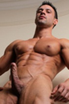 Joe Barkley Gallery 006 Ripped Muscle Bodybuilder Strips Naked and Strokes His Big Hard Cock for at Muscle Hunks photo1 - Muscle Hunks - Joe Barkley Gallery