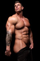Zeb Atlas gallery 005 Ripped Muscle Bodybuilder Strips Naked and Strokes His Big Hard Cock for at Muscle Hunks photo1 - Muscle Hunks - Zeb Atlas Gallery