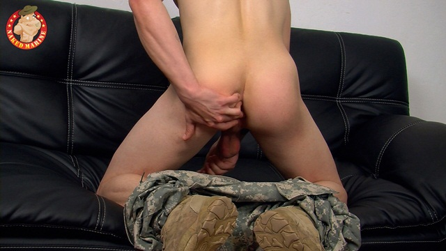Army man Timo drops his combos and jerks his hard cock at Naked Marine 2 Ripped Muscle Bodybuilder Strips Naked and Strokes His Big Hard Cock photo1 - Army man Timo drops his combo's and jerks his hard cock at Naked Marine