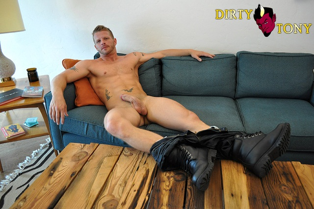Jeremy Stevens blond cum lover is into hairy guys and multiple partners at Dirty Tony 4 Ripped Muscle Bodybuilder Strips Naked and Strokes His Big Hard Cock photo1 - Jeremy Stevens blond cum lover is into hairy guys and multiple partners at Dirty Tony