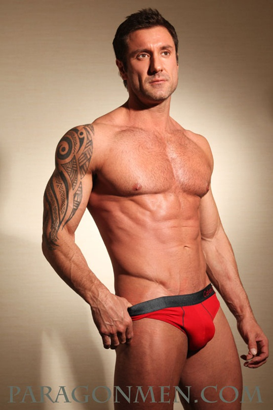 Daddy Colt pumps his downward sloping cock 05 Ripped Muscle Bodybuilder Strips Naked and Strokes His Big Hard Cock photo1 - Daddy Colt pumps his downward sloping cock