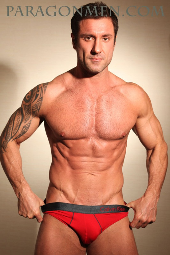 Daddy Colt pumps his downward sloping cock 06 Ripped Muscle Bodybuilder Strips Naked and Strokes His Big Hard Cock photo1 - Daddy Colt pumps his downward sloping cock