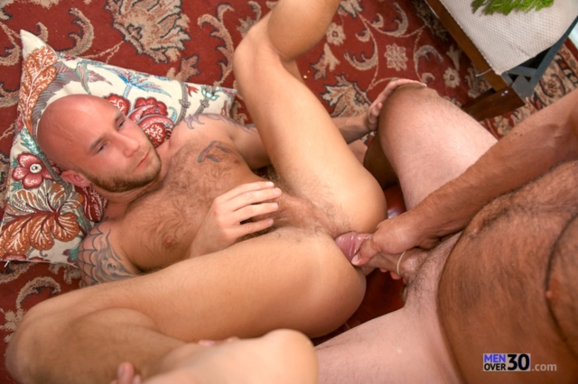 Girth Brooks and Drake Jayden Men Over 30 Anal Big Dick Gay Porn HD Movies Mature Muscular older gay young gays twink 09 pics gallery tube video photo1 - Girth Brooks and Drake Jayden