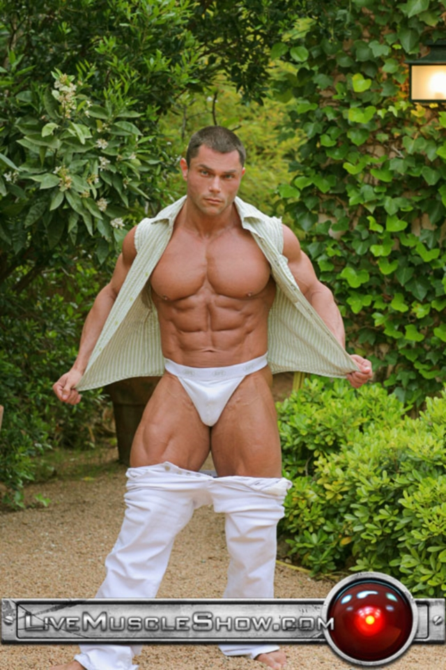 Ted Durban Live Muscle Show Gay Porn Naked Bodybuilder nude bodybuilders gay fuck muscles big muscle men gay sex 02 gallery video photo - Ted Durban