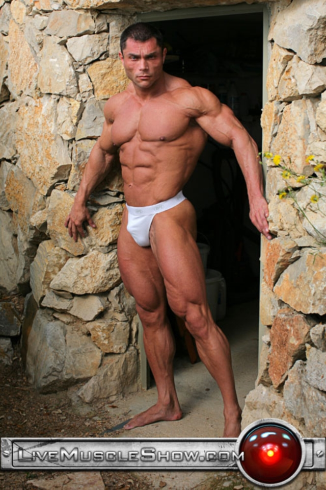 Ted Durban Live Muscle Show Gay Porn Naked Bodybuilder nude bodybuilders gay fuck muscles big muscle men gay sex 04 gallery video photo - Ted Durban