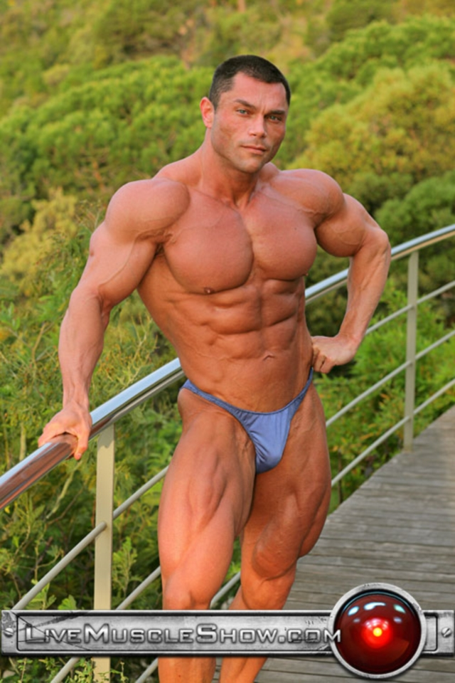 Ted Durban Live Muscle Show Gay Porn Naked Bodybuilder nude bodybuilders gay fuck muscles big muscle men gay sex 05 gallery video photo - Ted Durban