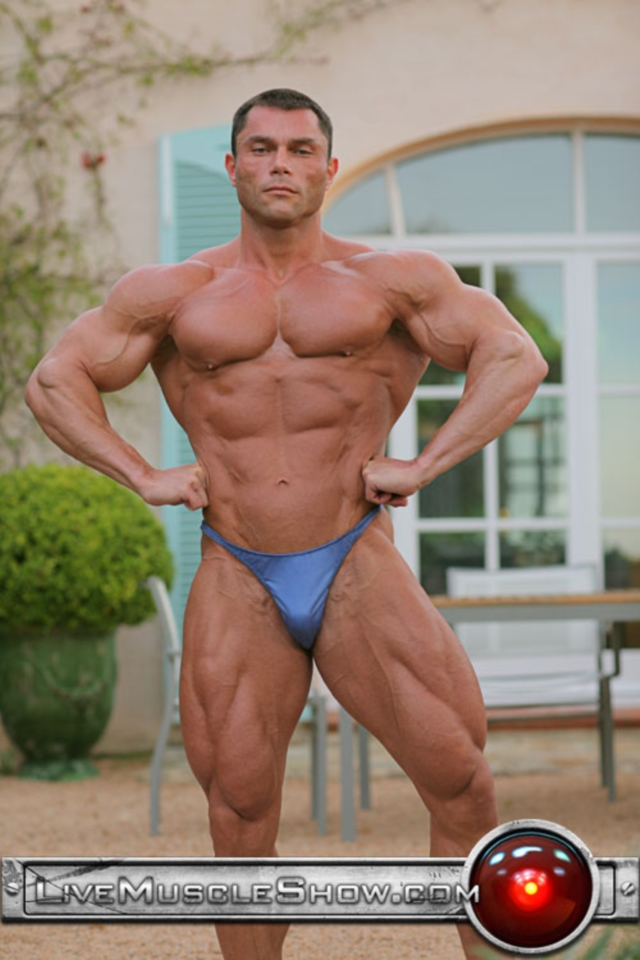 Ted Durban Live Muscle Show Gay Porn Naked Bodybuilder nude bodybuilders gay fuck muscles big muscle men gay sex 07 gallery video photo - Ted Durban