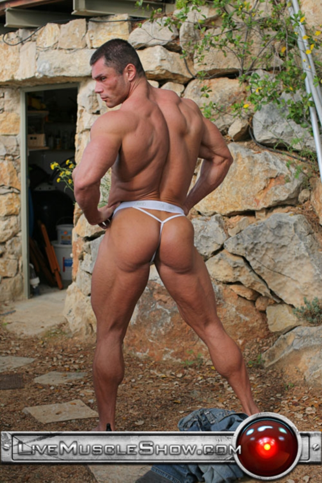 Ted Durban Live Muscle Show Gay Porn Naked Bodybuilder nude bodybuilders gay fuck muscles big muscle men gay sex 09 gallery video photo - Ted Durban