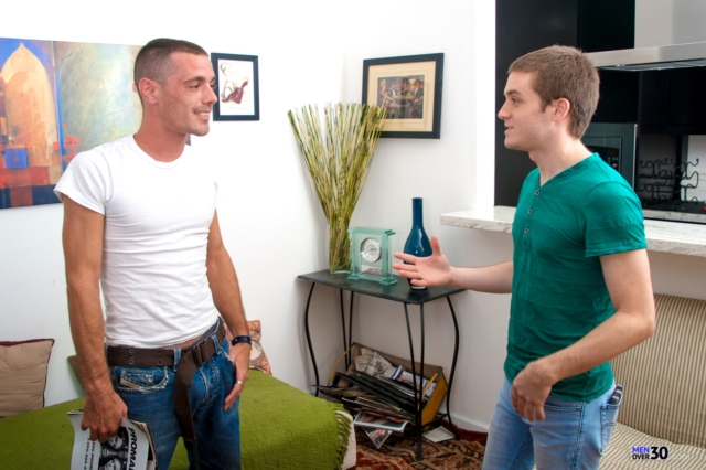 Brett Bradley and Tristan Sterling Men Over 30 Anal Big Dick Gay Porn HD Movies Mature Muscular older gay young gays twink 01 pics gallery tube video photo - Brett Bradley and Tristan Sterling