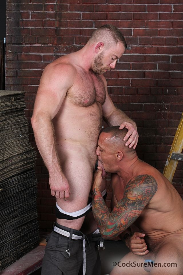 Shay Michaels and Kyle Savage