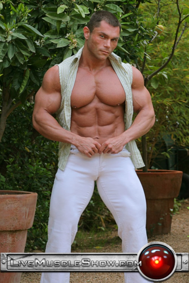 Ted Durban Live Muscle Show Gay Porn Naked Bodybuilder nude bodybuilders gay fuck muscles big muscle men gay sex 01 gallery video photo - Ted Durban