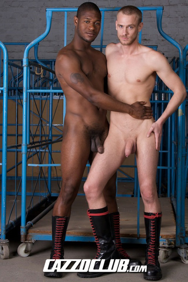 cazzo club  Dirk Berger and Mikey Lane
