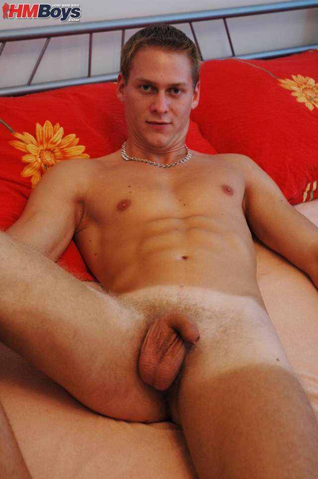 Big hairy cock and balls