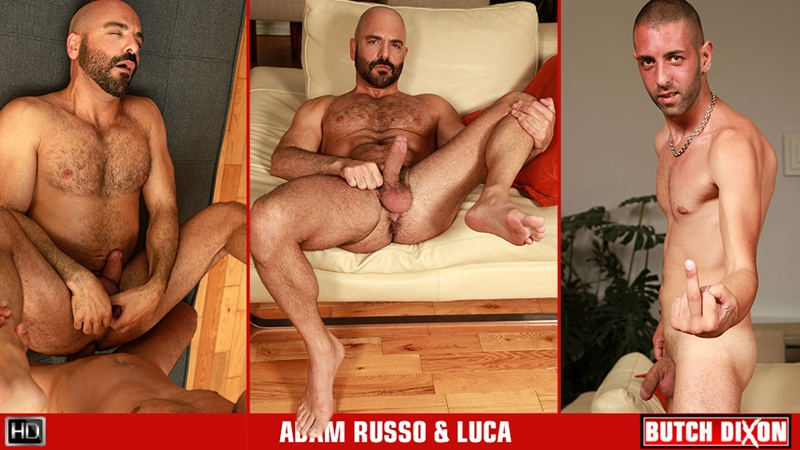 butch dixon  ButchDixon gay virgin Luca 21 years old raw uncut Adam Russo hairy hunk daddy ball sack g spot jizz load 018 tube download torrent gallery sexpics photo Adam Russo and Luca
