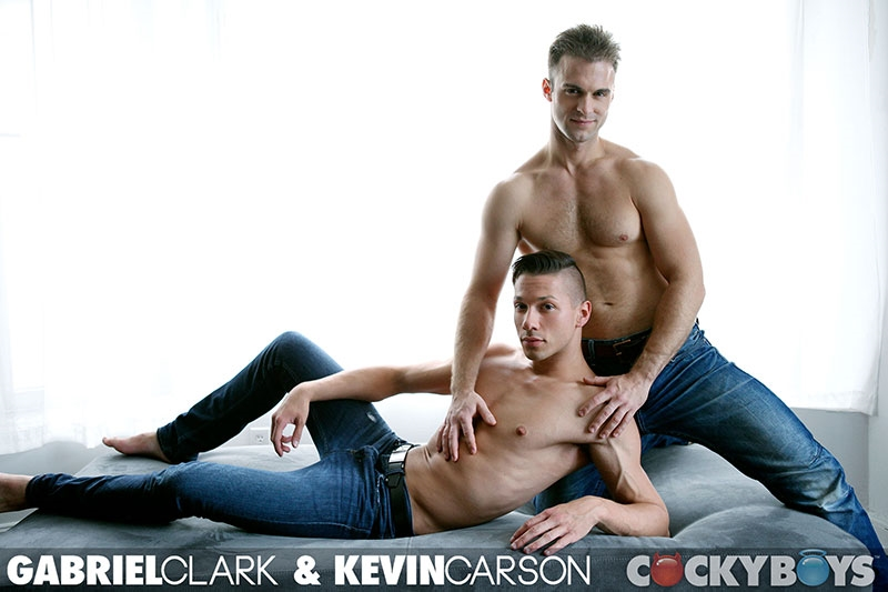 cocky boys  Cockyboys Kevin Carson sexy young guy Gabriel Clark sucking rimming cock cowboy flip flop fuck deep suck 001 tube download torrent gallery sexpics photo Gabriel Clark and Kevin Carson