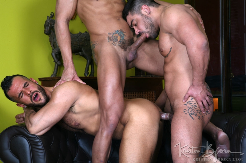 kristen bjorn  KristenBjorn gay porn stars Wagner Vittoria Diego Lauzen Denis Vega sucks cock hungry hole ass thick cum load 008 tube video gay porn gallery sexpics photo Wagner Vittoria, Diego Lauzen and Denis Vega