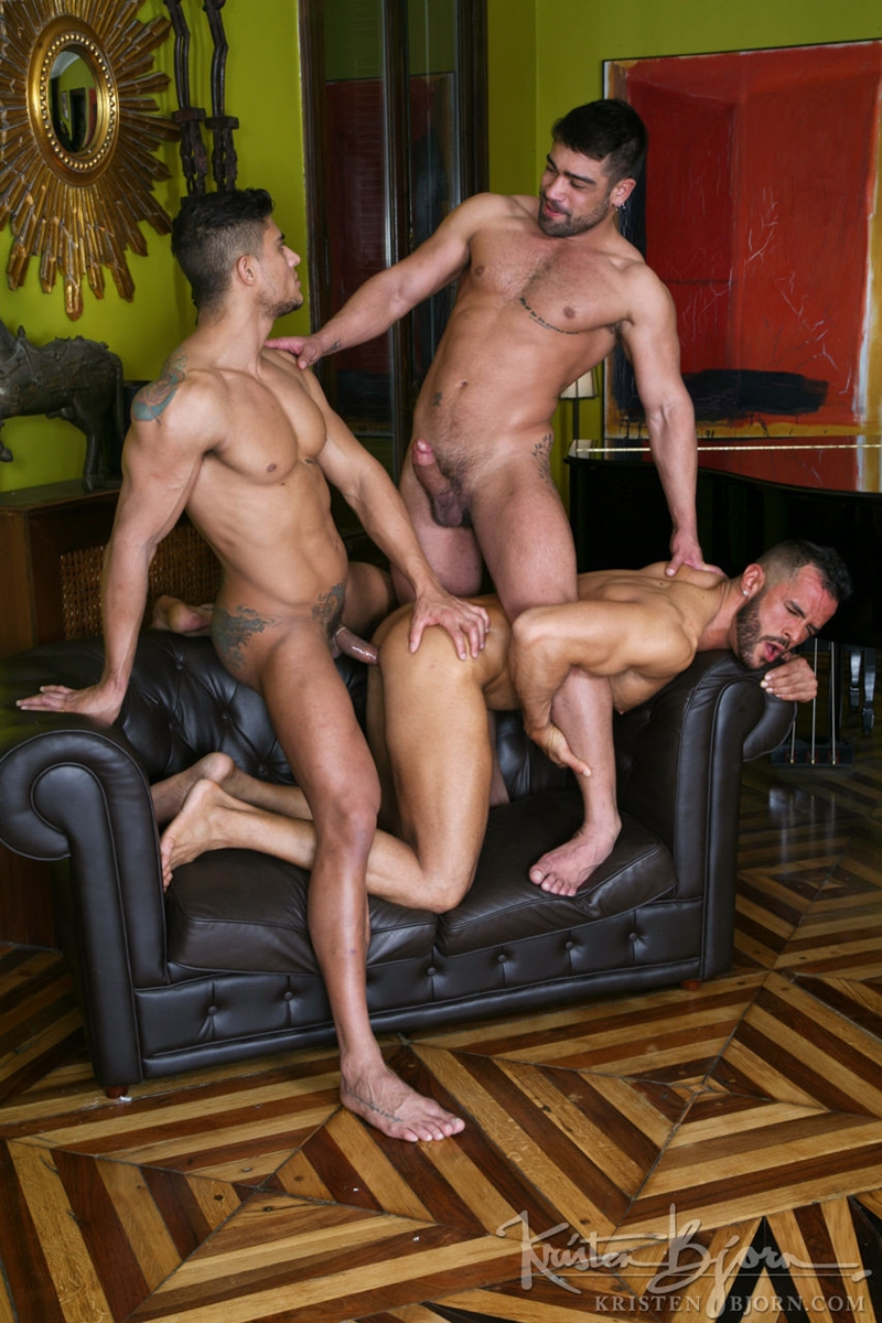 kristen bjorn  KristenBjorn gay porn stars Wagner Vittoria Diego Lauzen Denis Vega sucks cock hungry hole ass thick cum load 015 tube video gay porn gallery sexpics photo Wagner Vittoria, Diego Lauzen and Denis Vega