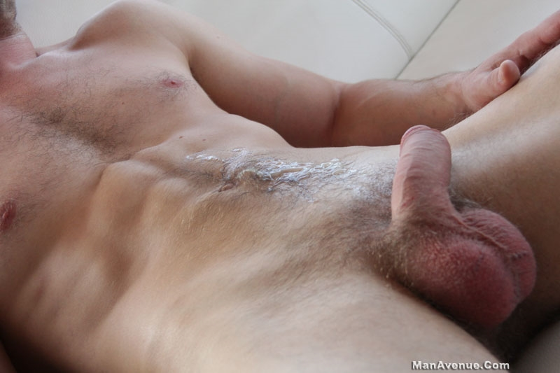 man avenue  ManAvenue Corrin Sanchez jerks huge uncut dick hot muscle hunk ripped abs wanking young naked dude tight asshole 009 tube video gay porn gallery sexpics photo Corrin Sanchez jerks his huge uncut dick
