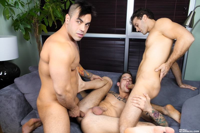 men of montreal  MenofMontreal Gabriel Clark suck Ben Rose fucks Emilio Calabria football horny young hunks soccer naked bare asses big dicks 012 tube video gay porn gallery sexpics photo Gay gang bang Gabriel Clark, Ben Rose & Emilio Calabria fucking