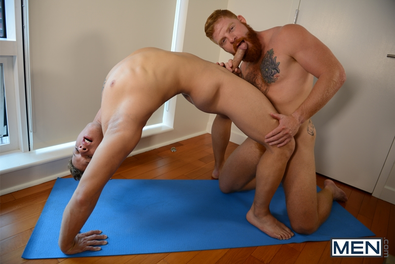 men Porn gym