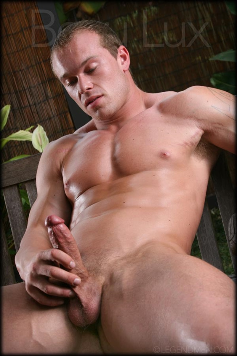 LegendMen Massive muscle hunk Beau Lux naked bodybuilder camouflage underwear thick cock shaved pubes wanks young muscle dude 06 gay porn star sex video gallery photo - Naked muscled hunk Beau Lux Legend Men's newest bodybuilder