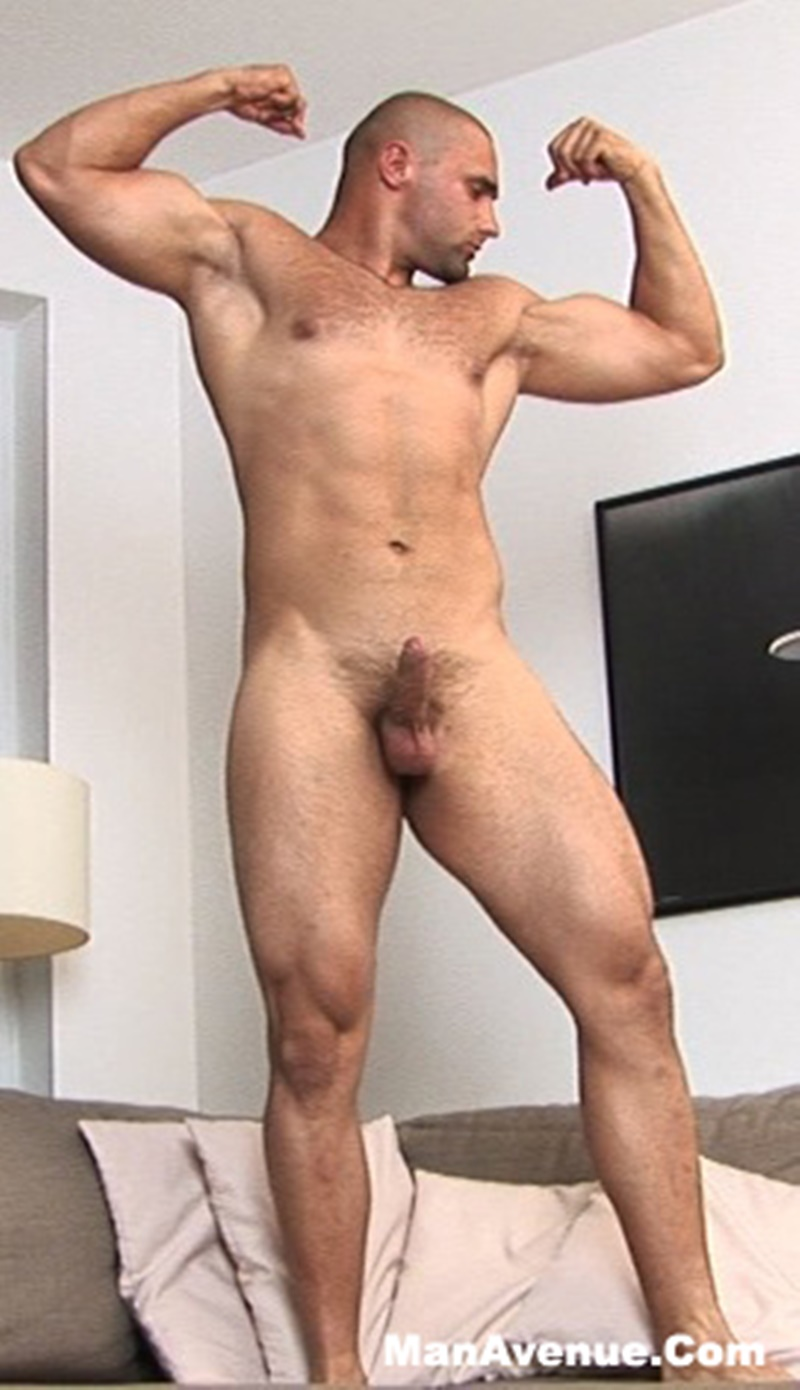 Huge penis naked Man