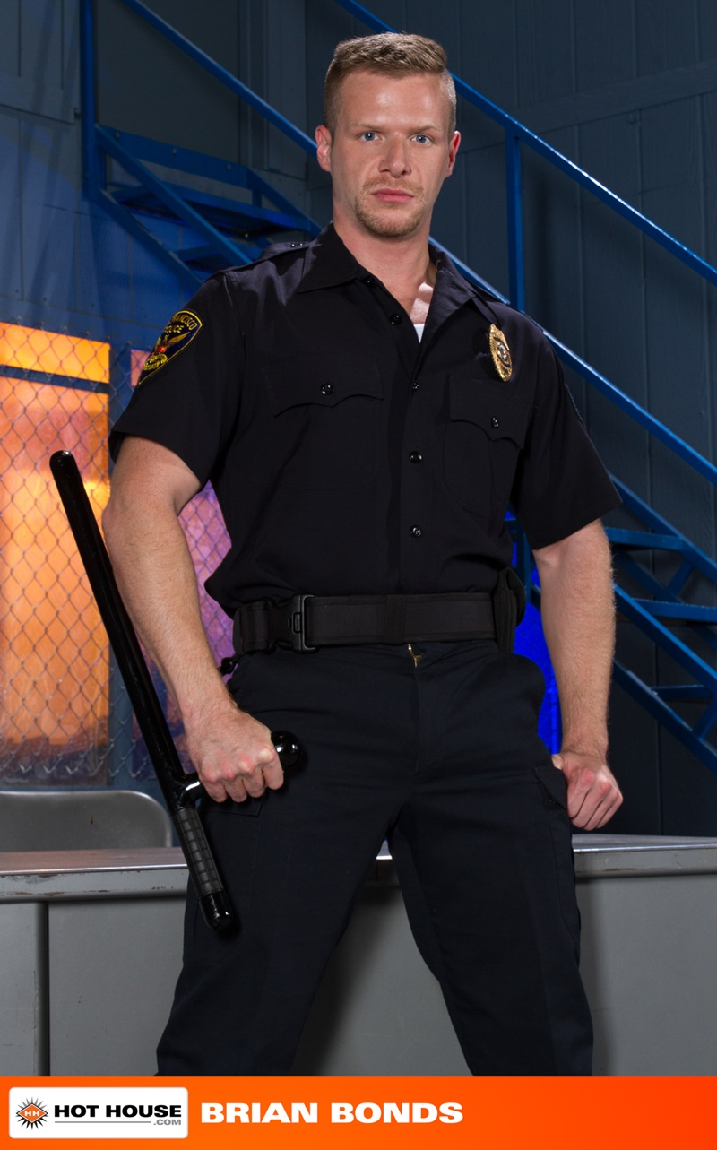 Are not naked men in policeuniform accept