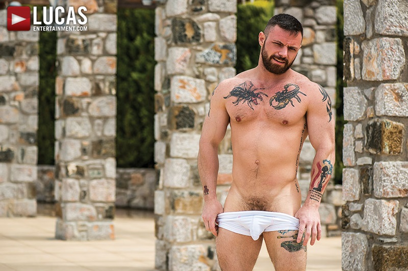 LucasEntertainment-hairy-chest-big-muscle-hunk-Sergeant-Miles-James-Castle-tattoo-ripped-six-pack-abs-massive-erect-dick-fucking-anal-rimming-009-gay-porn-sex-gallery-pics-video-photo