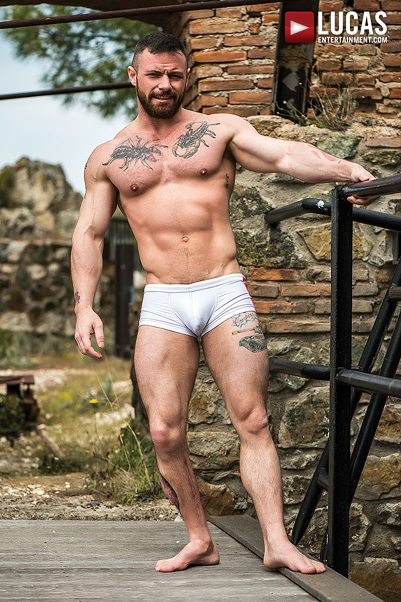 LucasEntertainment-hairy-chest-big-muscle-hunk-Sergeant-Miles-James-Castle-tattoo-ripped-six-pack-abs-massive-erect-dick-fucking-anal-rimming-011-gay-porn-sex-gallery-pics-video-photo