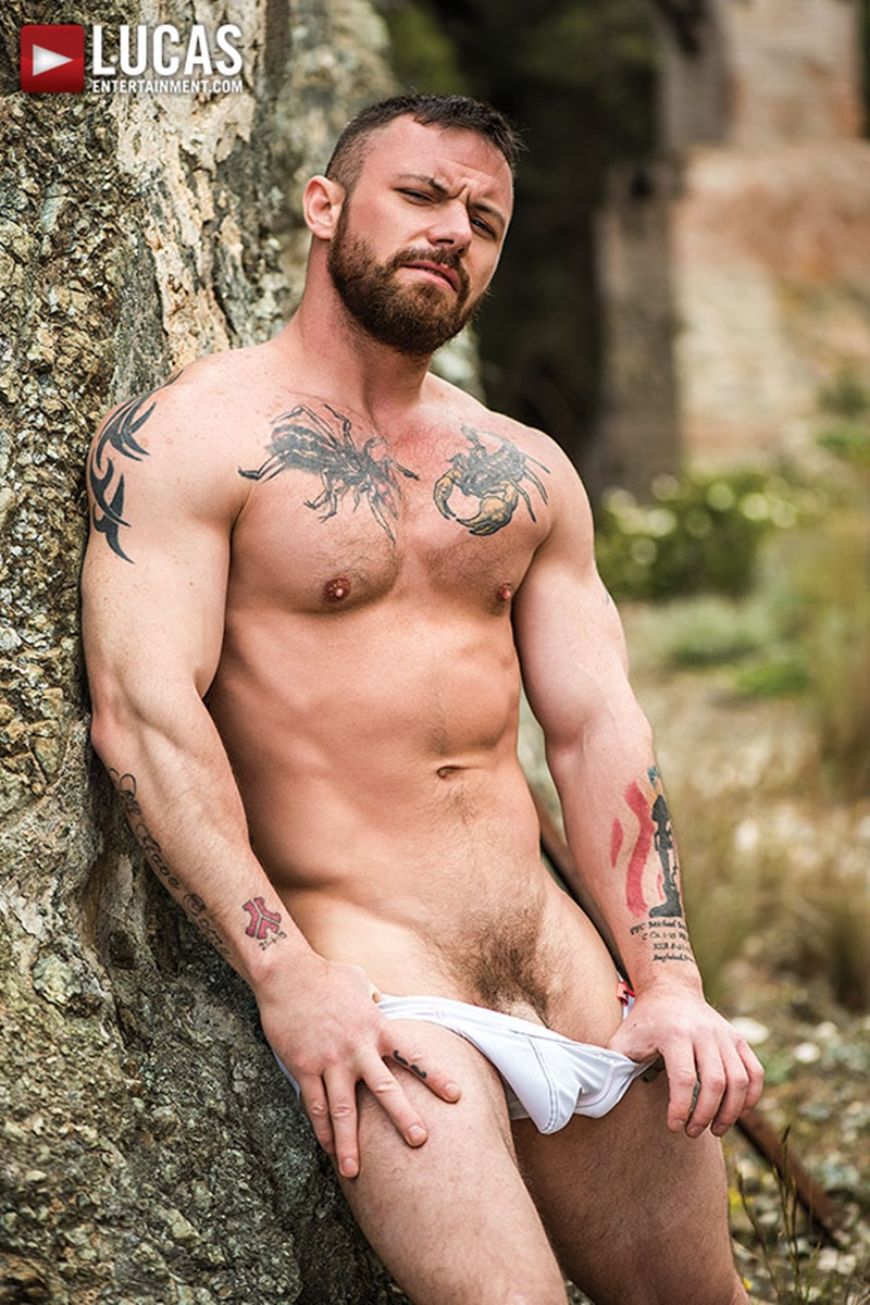 LucasEntertainment-hairy-chest-big-muscle-hunk-Sergeant-Miles-James-Castle-tattoo-ripped-six-pack-abs-massive-erect-dick-fucking-anal-rimming-013-gay-porn-sex-gallery-pics-video-photo