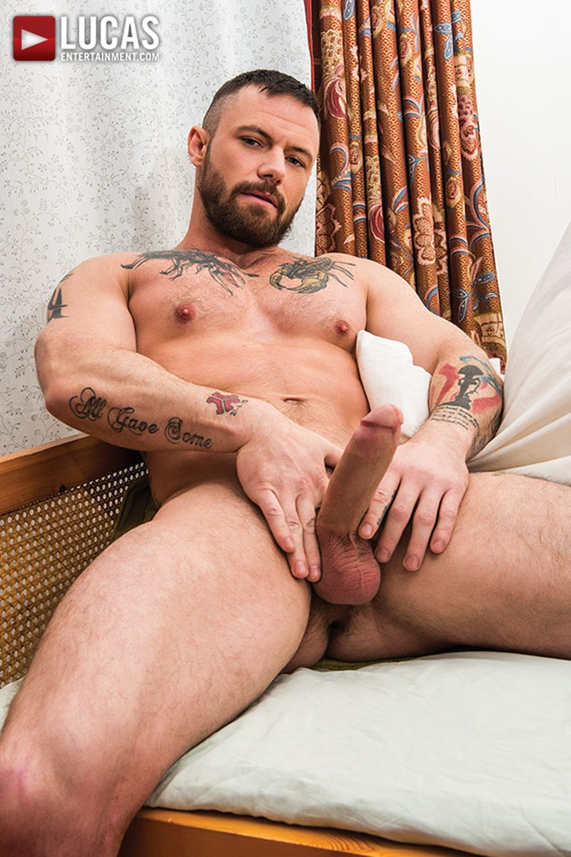 LucasEntertainment-hairy-chest-big-muscle-hunk-Sergeant-Miles-James-Castle-tattoo-ripped-six-pack-abs-massive-erect-dick-fucking-anal-rimming-014-gay-porn-sex-gallery-pics-video-photo