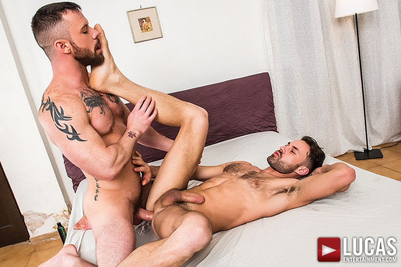 LucasEntertainment-hairy-chest-big-muscle-hunk-Sergeant-Miles-James-Castle-tattoo-ripped-six-pack-abs-massive-erect-dick-fucking-anal-rimming-027-gay-porn-sex-gallery-pics-video-photo