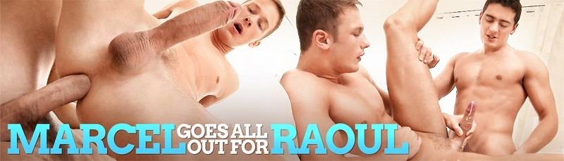 BelamiOnline Hot ripped young European dudes Marcel Gassion Jose Raoul hardcore anal fucking smooth bubble ass huge twink dick 023 gay porn sex gallery pics video photo - Hot ripped young European dudes Marcel Gassion and Jose Raoul hardcore anal fucking