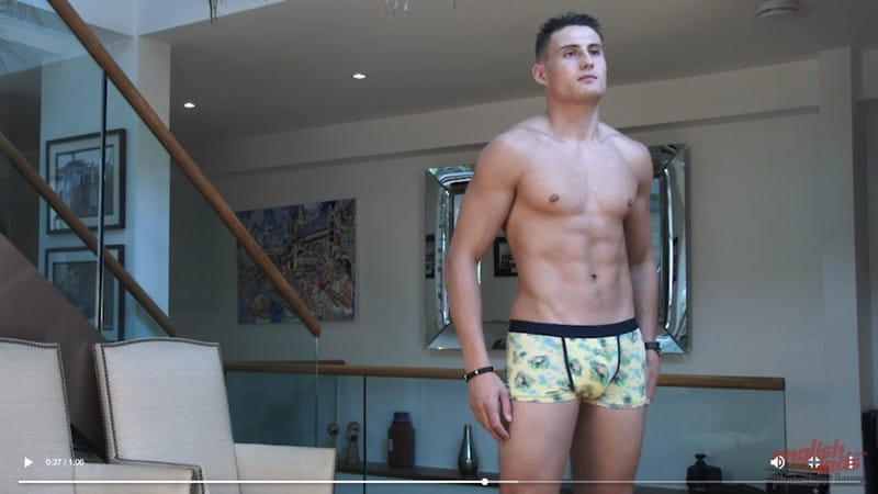 Men for Men Blog Gay-Porn-Pics-009-solid-muscle-dude-Quinn-Williams-strips-naked-wanking-huge-uncut-dick-EnglishLads 6'3