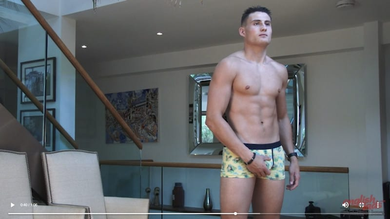 Men for Men Blog Gay-Porn-Pics-010-solid-muscle-dude-Quinn-Williams-strips-naked-wanking-huge-uncut-dick-EnglishLads 6'3