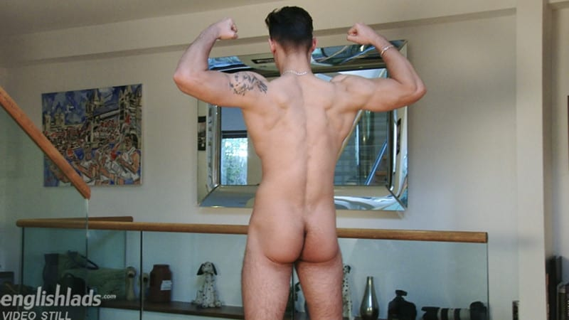 Men for Men Blog Gay-Porn-Pics-012-Cristian-Filotti-Ripped-sexy-young-dude-naked-wanks-huge-uncut-cock-massive-load-hot-boy-cum-EnglishLads Ripped muscular sexy young dude Cristian Filotti strips naked and wanks his huge uncut cock to a massive load of hot boy cum English Lads