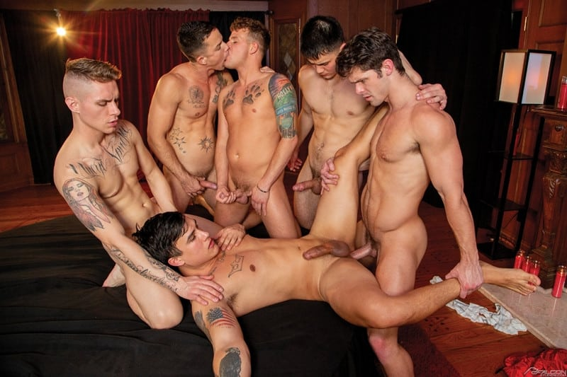 Men for Men Blog Gay-Porn-Pics-007-Devin-Franco-Trevor-Miller-Nic-Sahara-Zak-Bishop-Colton-Reece-Hot-anal-fuck-fest-hardcore-orgy-FalconStudios Hot anal fuck fest Devin Franco, Trevor Miller, Nic Sahara, Zak Bishop and Colton Reece hardcore orgy Falcon Studios