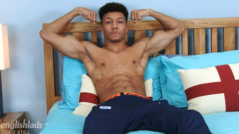 Sexy-ripped-straight-black-stud-Tyler-Holgate-jerks-big-uncut-cock-shoots-cumshot-EnglishLads-006-gay-porn-pictures-gallery