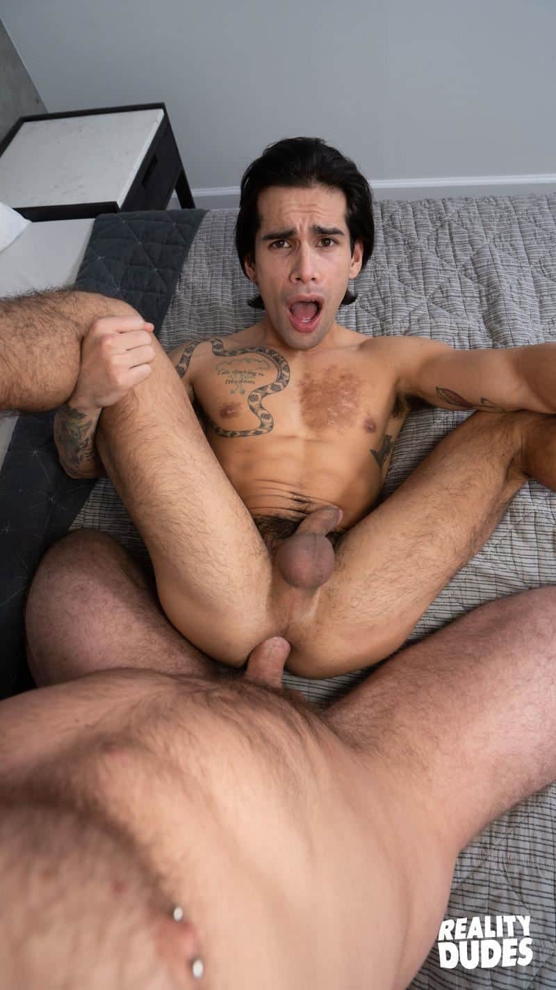 Sexy young Latino stud Ty Mitchell hot bubble butt raw fucked by Blaze Austin huge bare dick 30 gay porn pics - Sexy young Latino stud Ty Mitchell's hot bubble butt raw fucked by Blaze Austin's huge bare dick