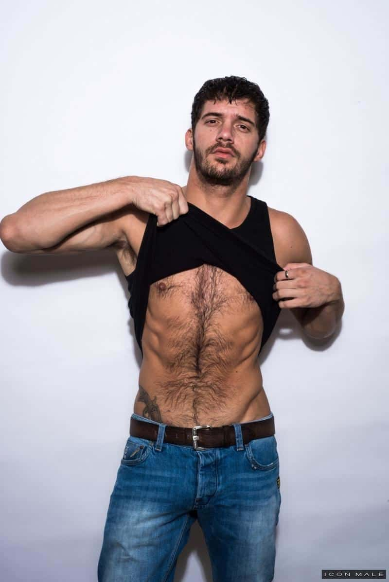 Young hottie Asa Shaw smooth asshole fucked hairy hunk Ty Roderick 17 gay porn pics - Young hottie Asa Shaw's smooth asshole fucked by hairy hunk Ty Roderick