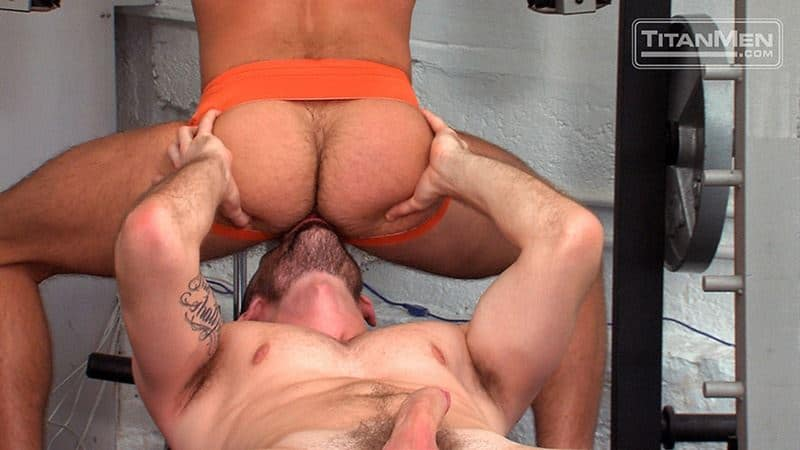 Sexy hairy chested hunk Hunter Marx huge dick fucking bearded stud Troy Daniels hot bubble ass 002 gay porn pics - Sexy hairy chested hunk Hunter Marx's huge dick fucking bearded stud Troy Daniels's hot bubble ass