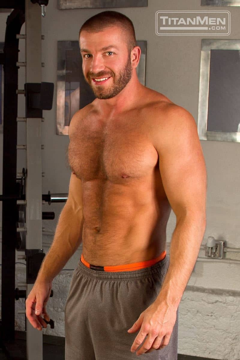 Sexy hairy chested hunk Hunter Marx huge dick fucking bearded stud Troy Daniels hot bubble ass 003 gay porn pics - Sexy hairy chested hunk Hunter Marx's huge dick fucking bearded stud Troy Daniels's hot bubble ass