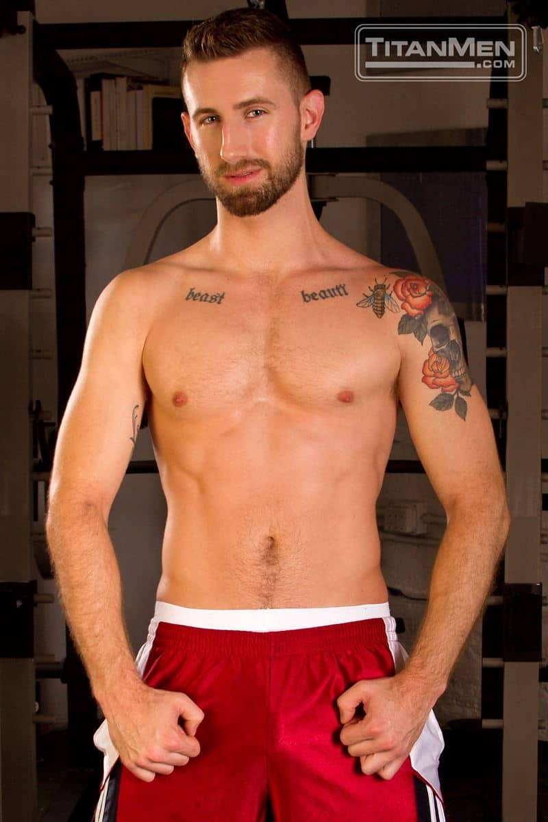 Sexy hairy chested hunk Hunter Marx huge dick fucking bearded stud Troy Daniels hot bubble ass 005 gay porn pics - Sexy hairy chested hunk Hunter Marx's huge dick fucking bearded stud Troy Daniels's hot bubble ass