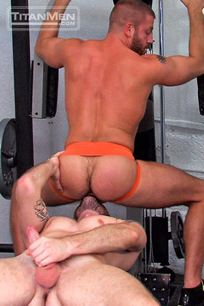 Sexy hairy chested hunk Hunter Marx huge dick fucking bearded stud Troy Daniels hot bubble ass 007 gay porn pics - Sexy hairy chested hunk Hunter Marx's huge dick fucking bearded stud Troy Daniels's hot bubble ass