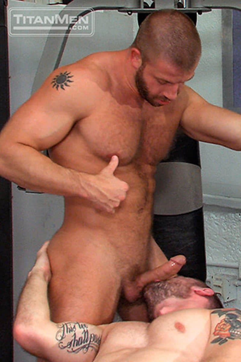 Sexy hairy chested hunk Hunter Marx huge dick fucking bearded stud Troy Daniels hot bubble ass 008 gay porn pics - Sexy hairy chested hunk Hunter Marx's huge dick fucking bearded stud Troy Daniels's hot bubble ass