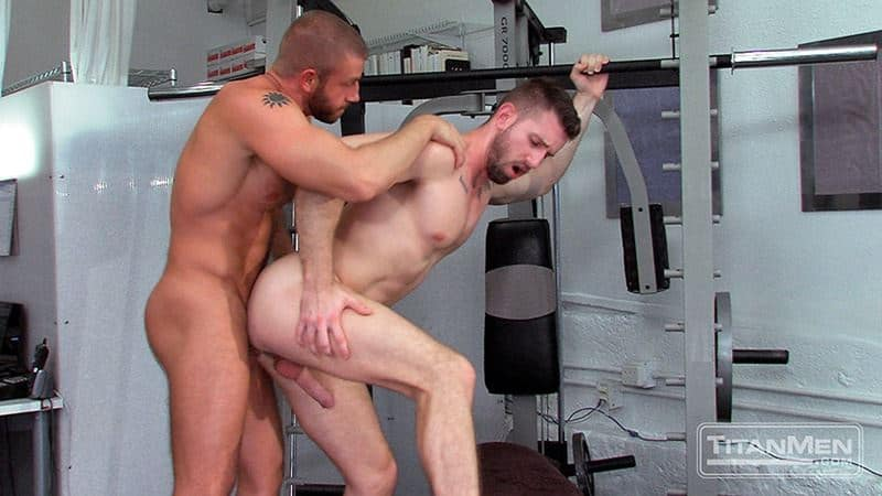 Sexy hairy chested hunk Hunter Marx huge dick fucking bearded stud Troy Daniels hot bubble ass 014 gay porn pics - Sexy hairy chested hunk Hunter Marx's huge dick fucking bearded stud Troy Daniels's hot bubble ass