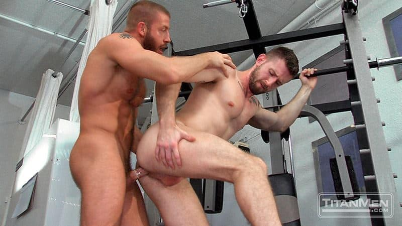 Sexy hairy chested hunk Hunter Marx huge dick fucking bearded stud Troy Daniels hot bubble ass 015 gay porn pics - Sexy hairy chested hunk Hunter Marx's huge dick fucking bearded stud Troy Daniels's hot bubble ass