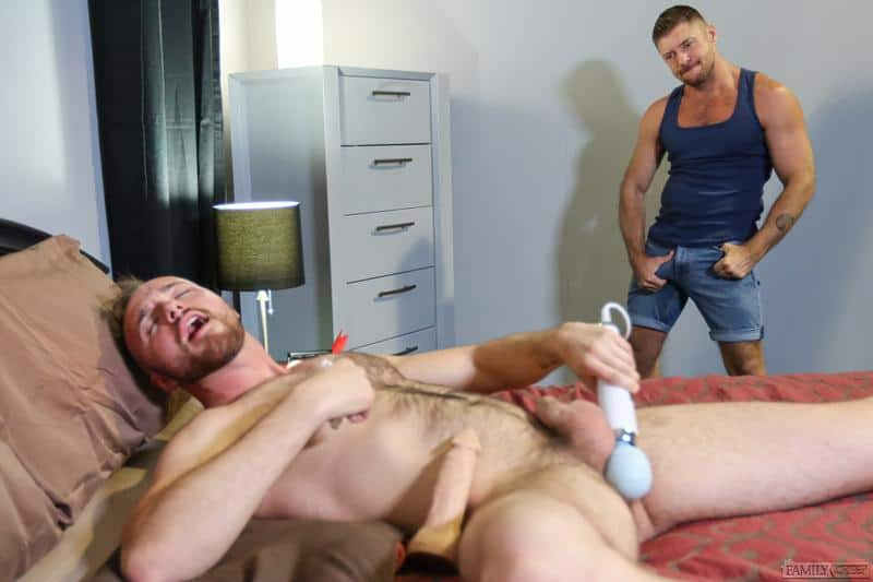 Sexy hairy chested hunks Jack Andy Cody Moore balls deep ass fucking 0 gay porn pics - Sexy hairy chested hunks Jack Andy and Cody Moore balls deep ass fucking